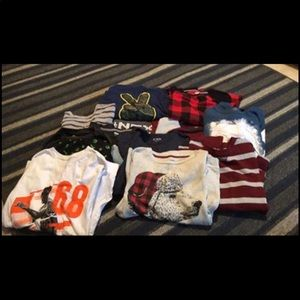 Other - Lot of boys long sleeve shirts